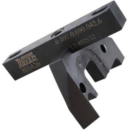 ferramenta para travar o eixo do comando de válvulas no pms