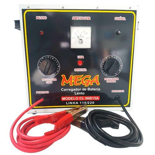 carregador de baterias portátil de cargas lentas 15a 72v