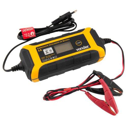 carregador elétrico inteligente para baterias 12v 110v