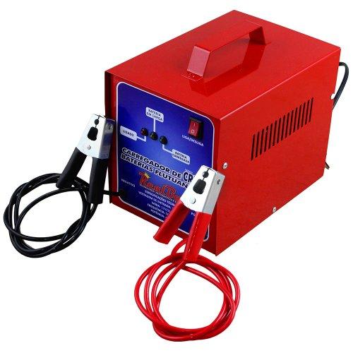 carregador automático flutuante de baterias 35a 12v