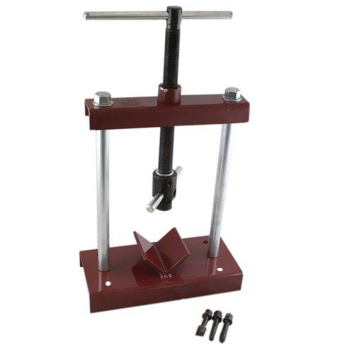 ferramenta para extrair o parafuso de campo do dínamo com 3 pontas