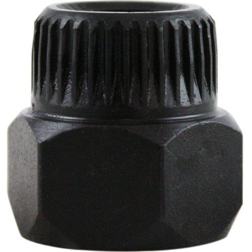 soquete especial estriado e sextavado para a polia dos alternadores valeo e bosch