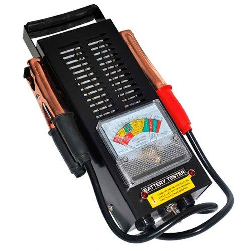 teste de bateria analógico 125a 16v