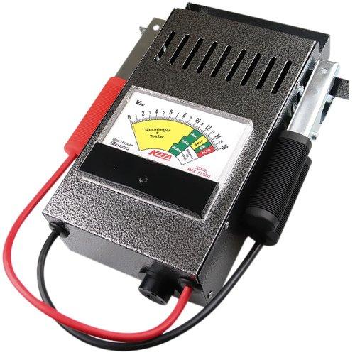 testador de bateria e sistema de carga