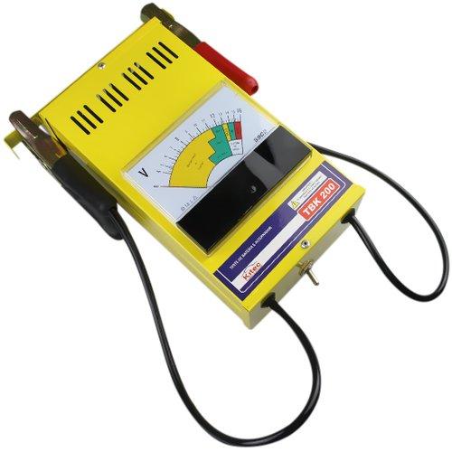teste de bateria e sistema de carga de 36 a 150 a/h