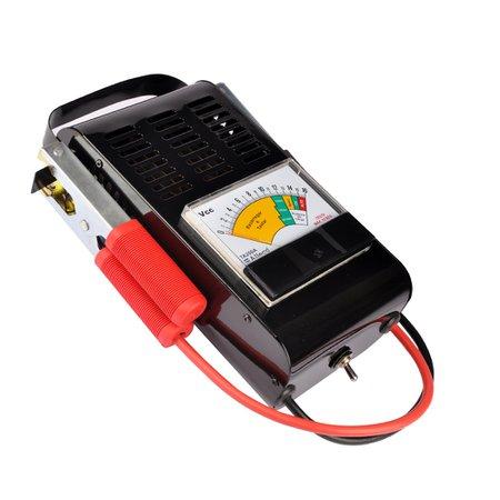 testador de bateria analógico 200a