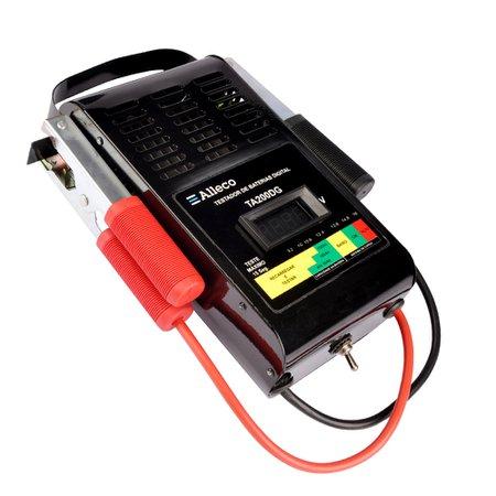 testador de bateria digital 200a