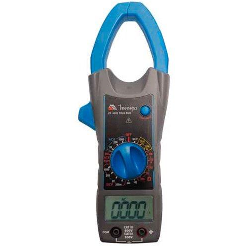 alicate amperímetro digital ac 1000a
