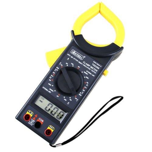alicate amperímetro digital 3.1/2 dígitos