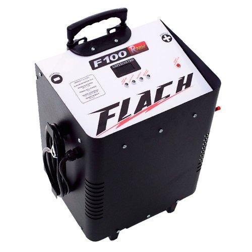 carregador de bateria 40a 12/24v com auxiliar de partida