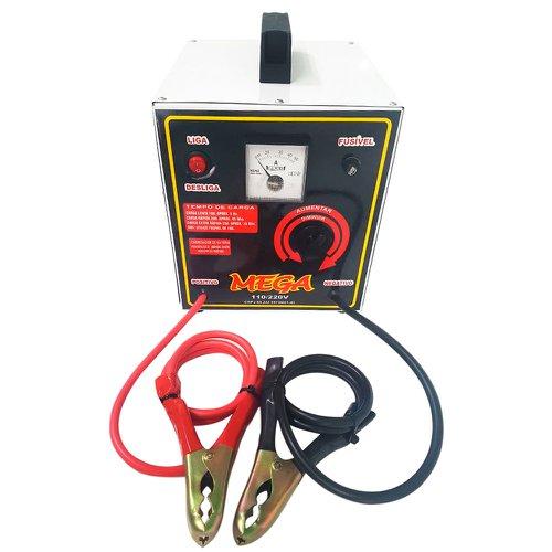 carregador de bateria portátil 50a 12/24v 110/220v