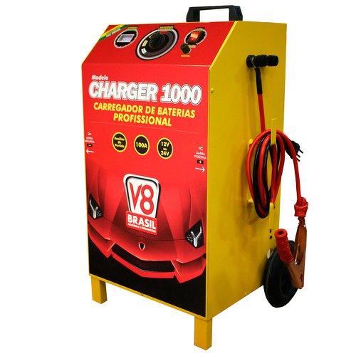 carregador de baterias 100a 12/24v mono bivolt