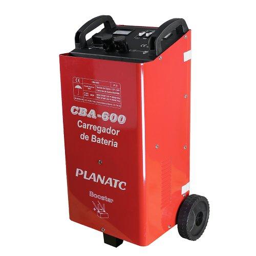 carregador de bateria automotiva 60/40a 12/24v 220v com auxiliar de partida de 400a