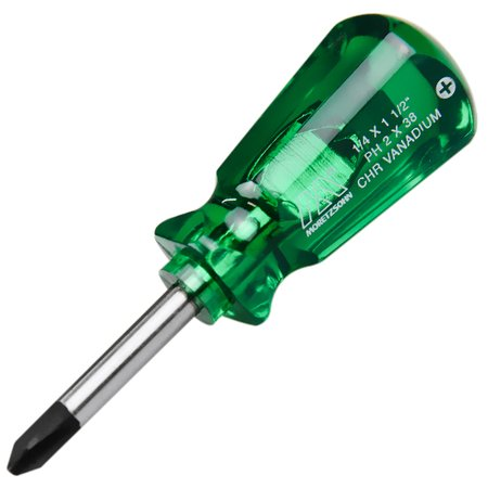 chave phillips cotoco de 1/4 x 1.1/2 pol.