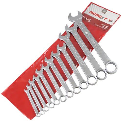 jogo de chave combinada de 6 a 22 mm com 12 peças