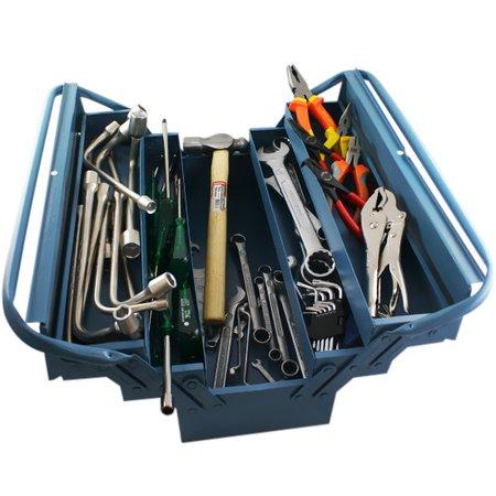 kit caixa de ferramentas com 77 peças (montada)