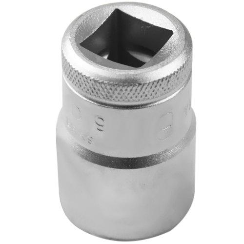 soquete estriado curto com encaixe de 1/2 de 19mm