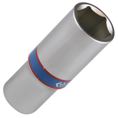 soquete sextavado longo com encaixe de 1/2 pol. - 21mm