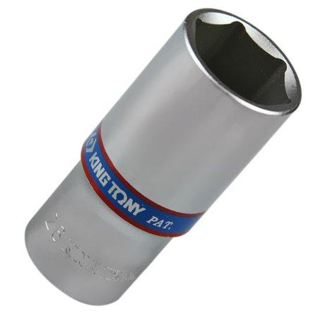 soquete sextavado com encaixe de 1/2 pol. longo de 26 mm