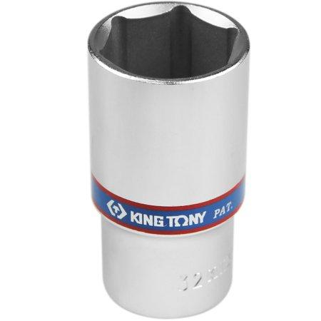 soquete sextavado longo 32 mm com encaixe de 1/2 pol.