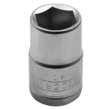 soquete sextavado de 1/2 pol. - 16 mm