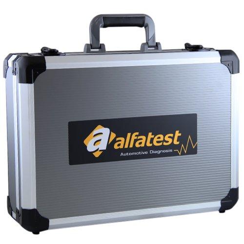 maleta metálica para scanner