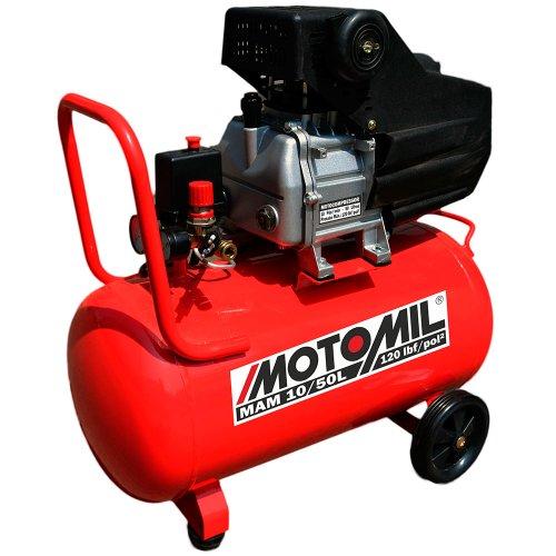 motocompressor de ar 8.8 pés 50 litros 220v