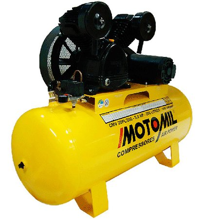 Compressor de Ar Elétrico Motomil Cmv20pl/200 220v