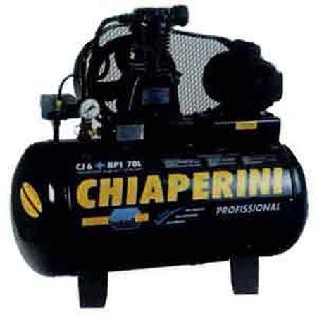 Compressor 6pcmbpi 070 litros monofasico chiaperini - Compresor 6 litros ...