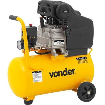 Compressor de Ar Elétrico Vonder 6828076127 110v