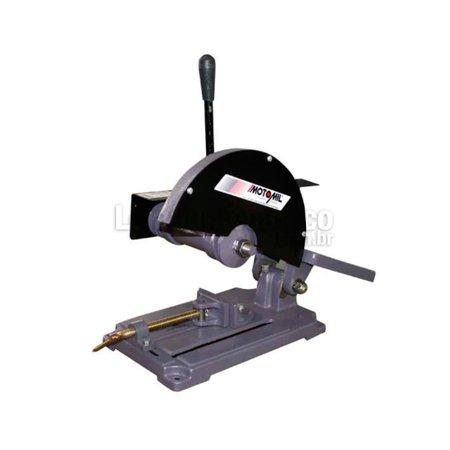 serra de cortar ferro sc-100 com chave elétrica