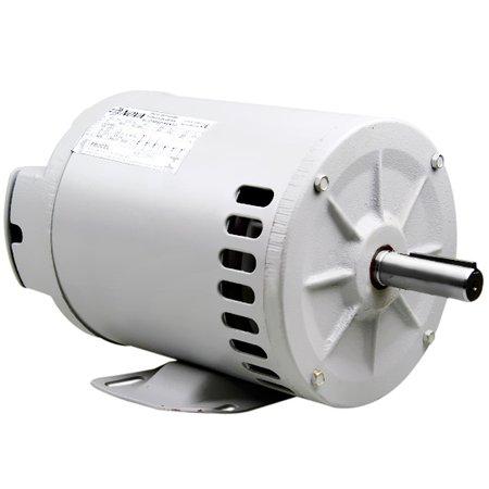motor elétrico de indução trifásico 1 cv 2 polos 220/ 380 v