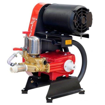 lavadora lava jato 3100 fixa trifásico 220/380v 400 lbf com mangueira 3/8 pol.