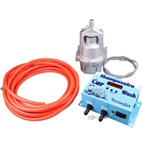 kit shampoozeira eletrônica 220v com kit com mangueira