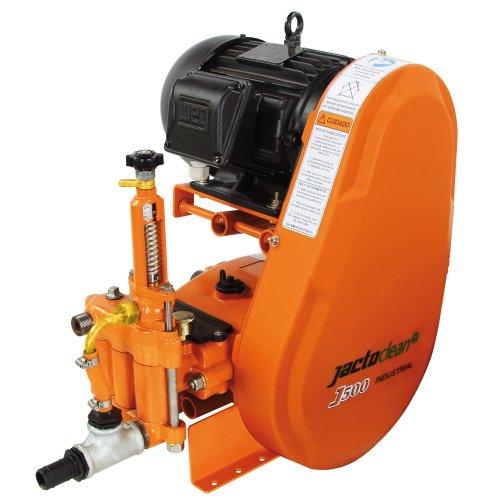 lavadora de média pressão 500lbf 4cv trifásico 380v