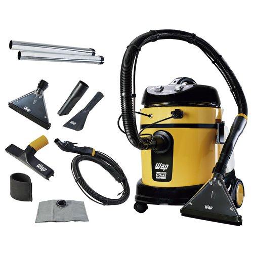 extratora e aspirador 1600w 220mbar 110v para pisos, carpetes e estofados