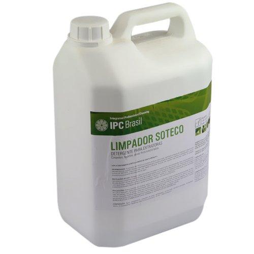 limpador soteco para extratora 5 litros