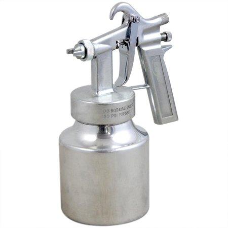 Pistola de pintura de ar direto de aluminio com bico de - Pintura de aluminio ...