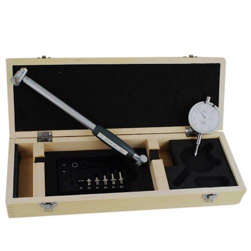 instrumento para medida interna com relógio de 35 a 50 mm (súbito)