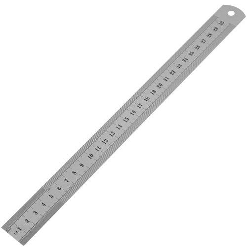régua de inox 30 cm - 11