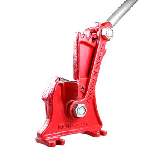 máquina de cortar vergalhão nº 2