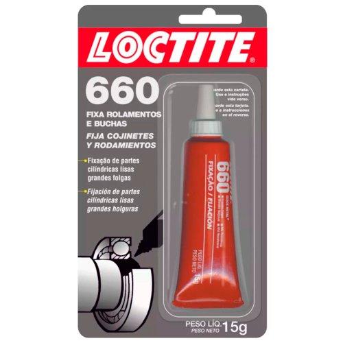 adesivo para fixação de rolamentos e buchas 660 15g