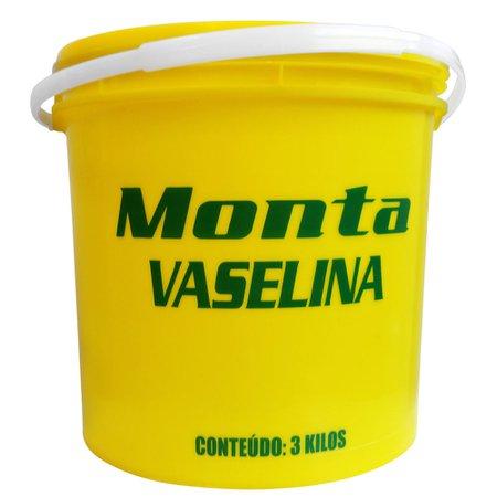 balde 3kg de vaselina para montagem de pneus