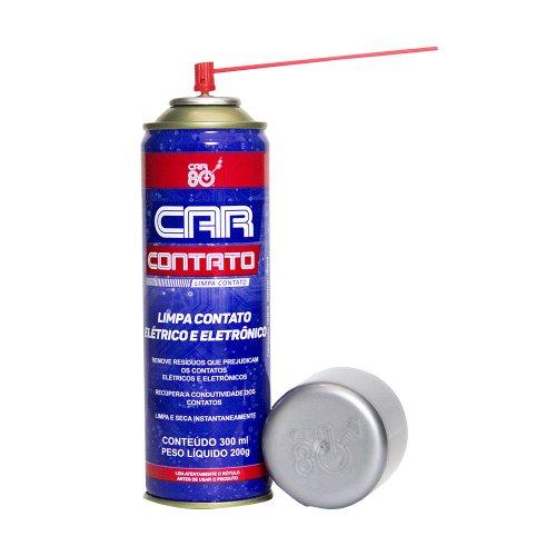 limpa contato elétrico e eletrônico car contato 300ml
