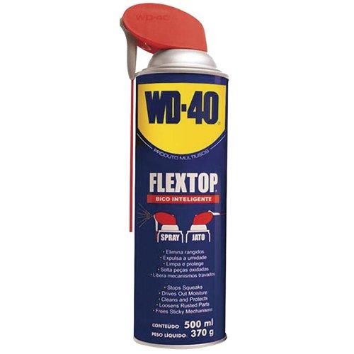 spray multiusos flex top 500ml com bico inteligente