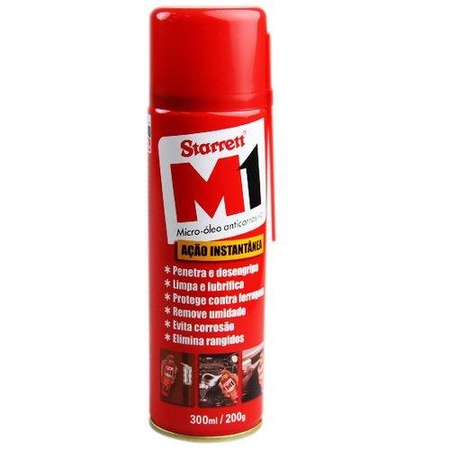 micro óleo anticorrosivo spray m1 300ml