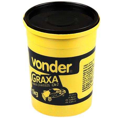 graxa para lubrificação de articulações do chassis 1 kg