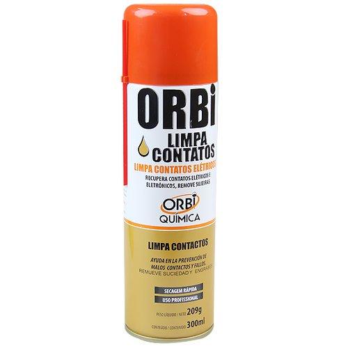 limpa contatos elétricos em spray de 300 ml