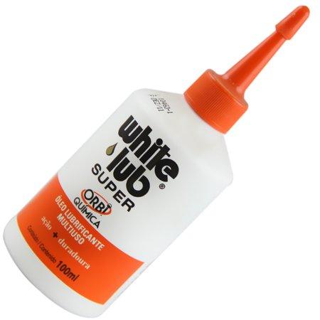 óleo lubrificante multiuso white lub 100 ml