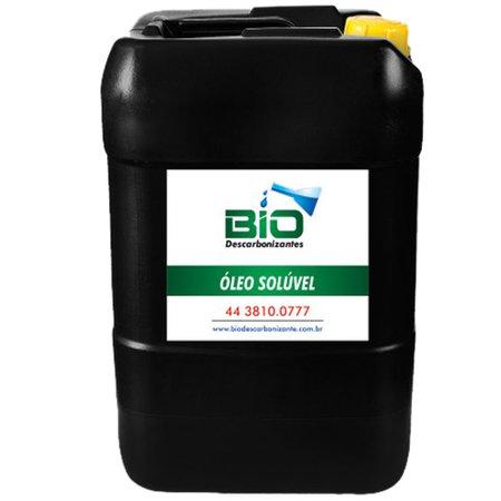 óleo solúvel de 5kg